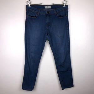 Free People Lightweight Stretch Skinny Jeans Z3792
